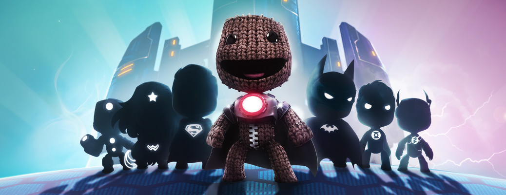 LittleBigPlanet: DC Comics Pack