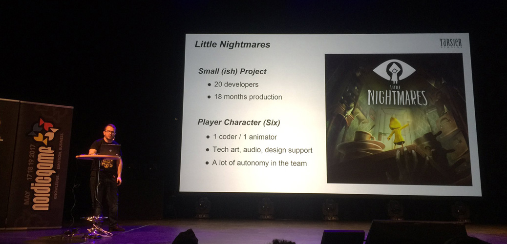 NGC17: Tech Animation for Little Nightmares